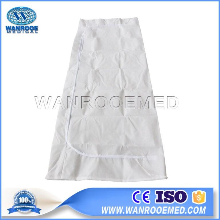 GA400 Hospital Medical Non-woven Fabric 80g/100g Funeral Body Bag