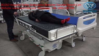 Wanrooemed BD26D Patient Transfer Stretcher