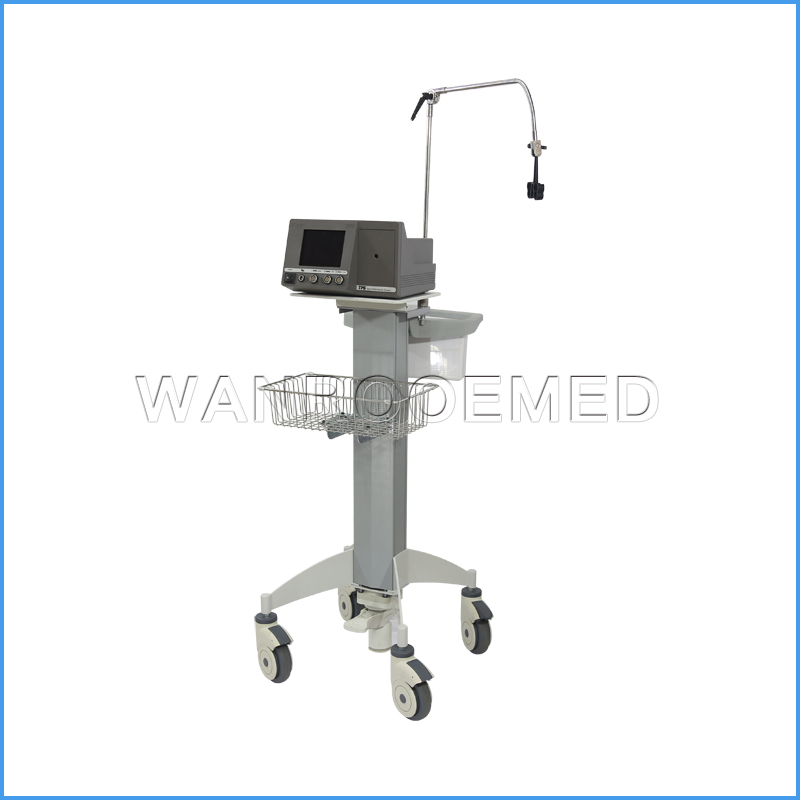BWT-004A Medical Hospital Mobile Multi-function Computer Trolley Cart