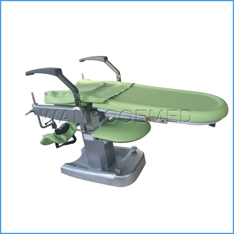 A-S102B Stainless Steel Portable Gynecology Examination Chair
