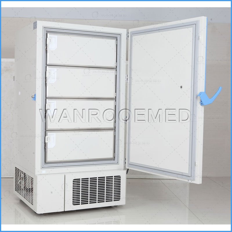 WR- DW-HL Series Medical Ultra Low Temperature Cryogenic Freezer Refrigerator
