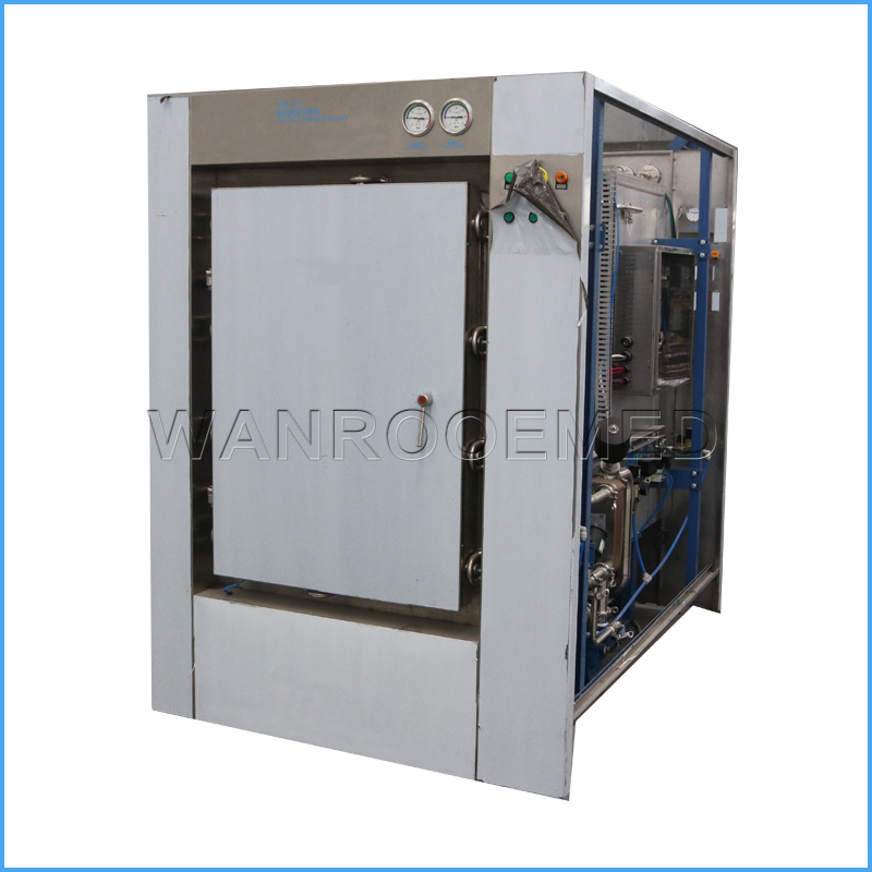 YG Hospital PLC Control Pulse Vacuum Automatic Steam Sterilizer