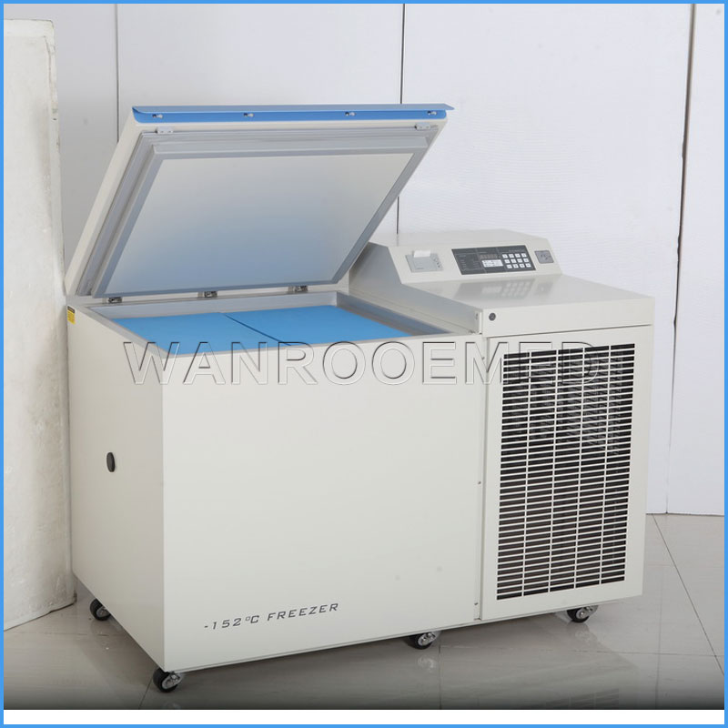WR-DW-ZW128 Medical Cryogenic Ultra Low Temperature Laboratory Freezer