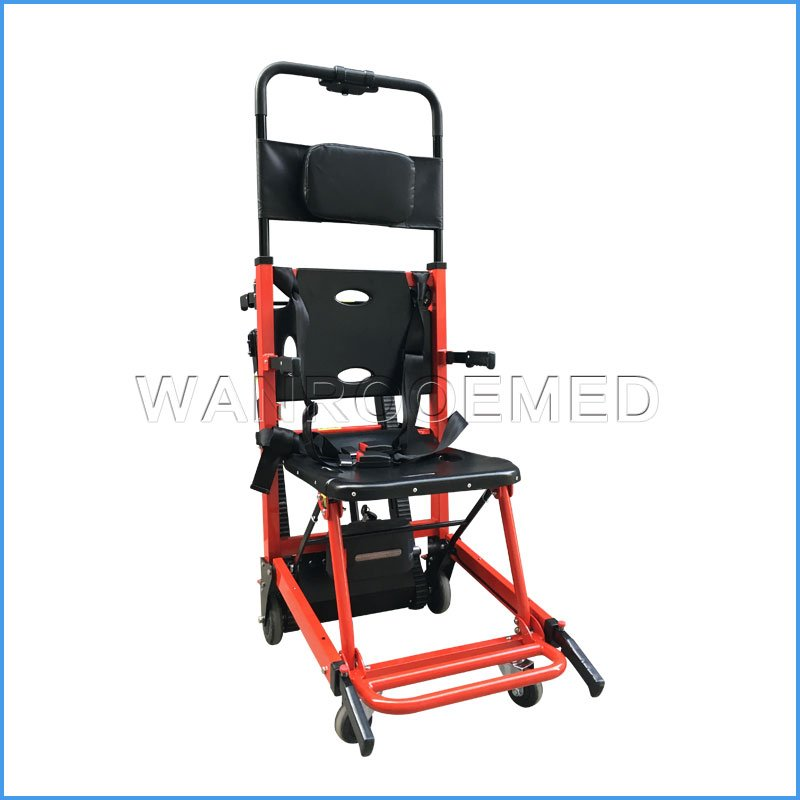 EA-6FPN Emergency Advanced Electric Climbing Medical Evacuation Stair Chair