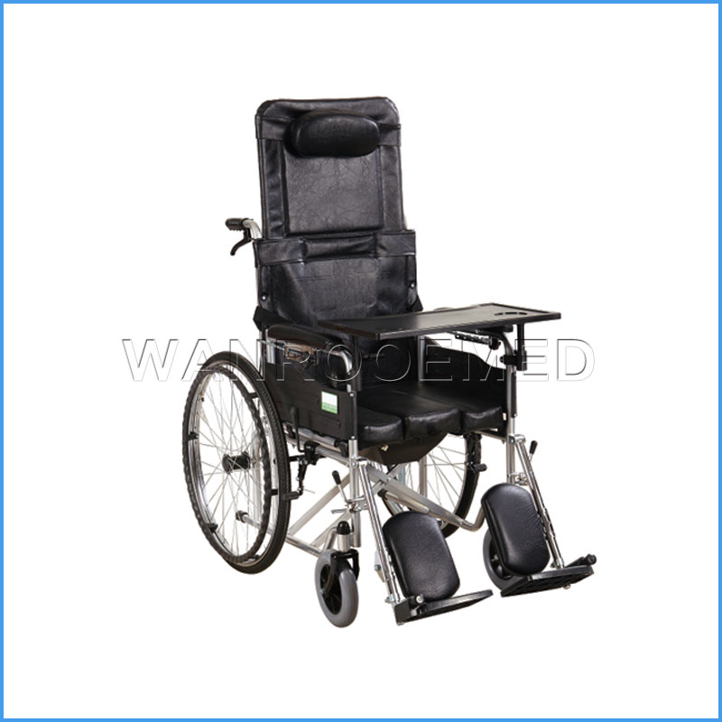 BWHM-1A905 Manual Steel Medical Wheelchair