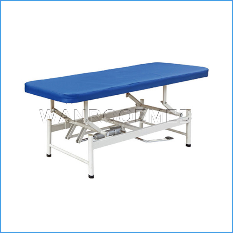 BEC10 Stainless Steel Hydraulic Adjustable Examination Table