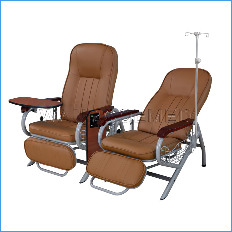 BHC003A Hospital Patient Dialysis Recliner Transfusion Chair