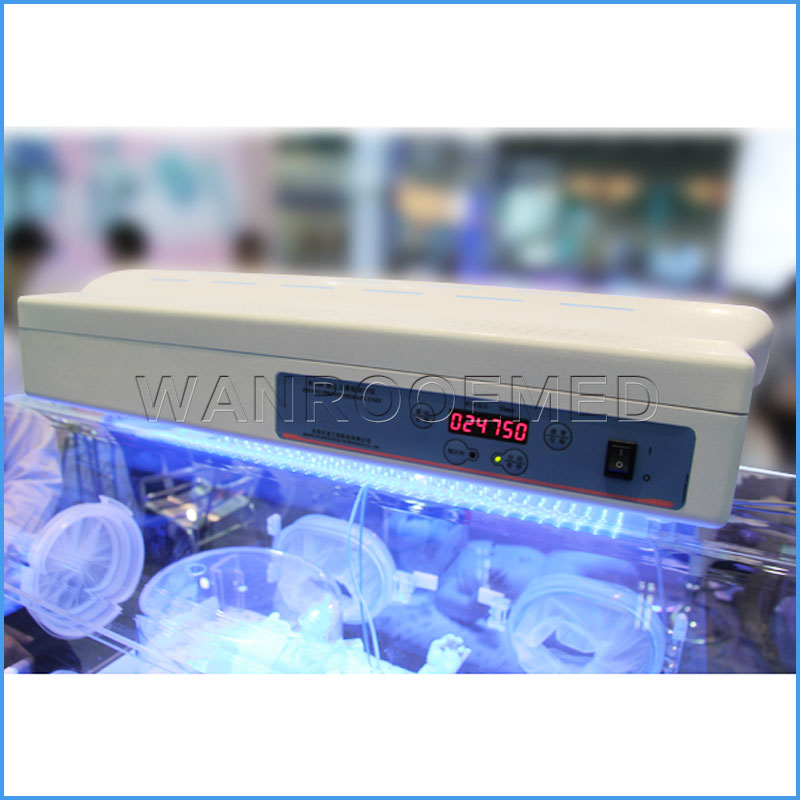 HB108 Neonate Bilirubin Phototherapy Machine with Blue Fluorescent Lamp