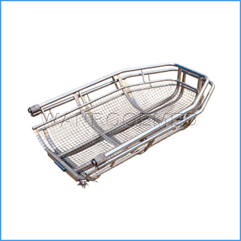 EA-7D Medical Rescue Patient Transfer Splint Basket Stretcher