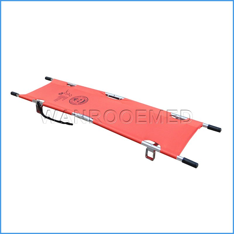 EA-1D4 Aluminium Alloy Folding Transport Stretcher