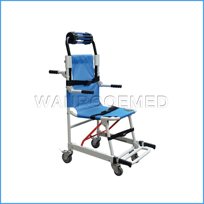EA-6D1 Hospital Rescue Emergency Chair Stretcher For Patient