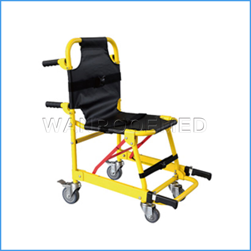 EA-6D Manual Emergency Stair Climbing Wheel Chair