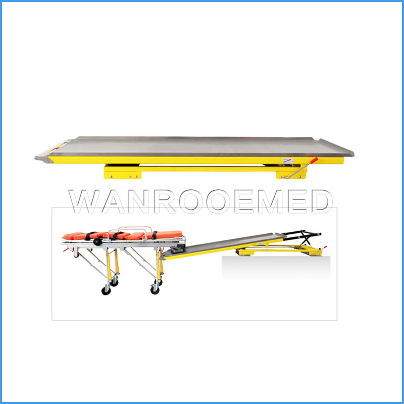 EA-D4 Hospital Rescue Ambulance Emergency Stretcher Platform