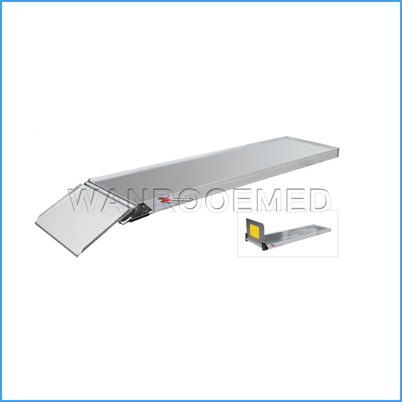 EA-D2 Aluminum Alloy Ambulance Stretcher Platform