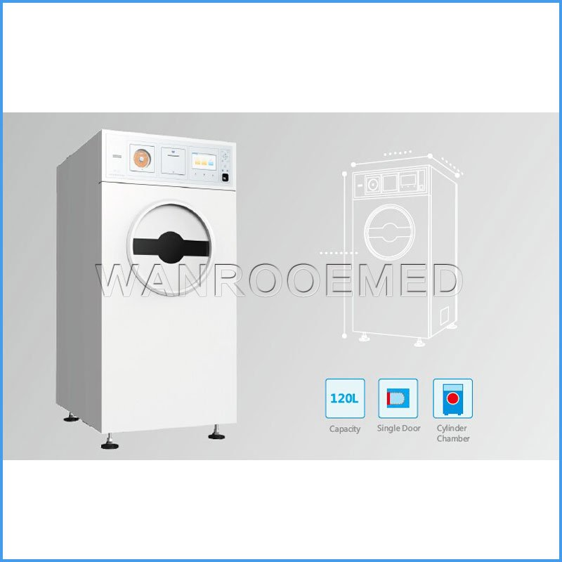 PS120 Hospital Medical Vertical Low Temperature Plasma Sterilizer