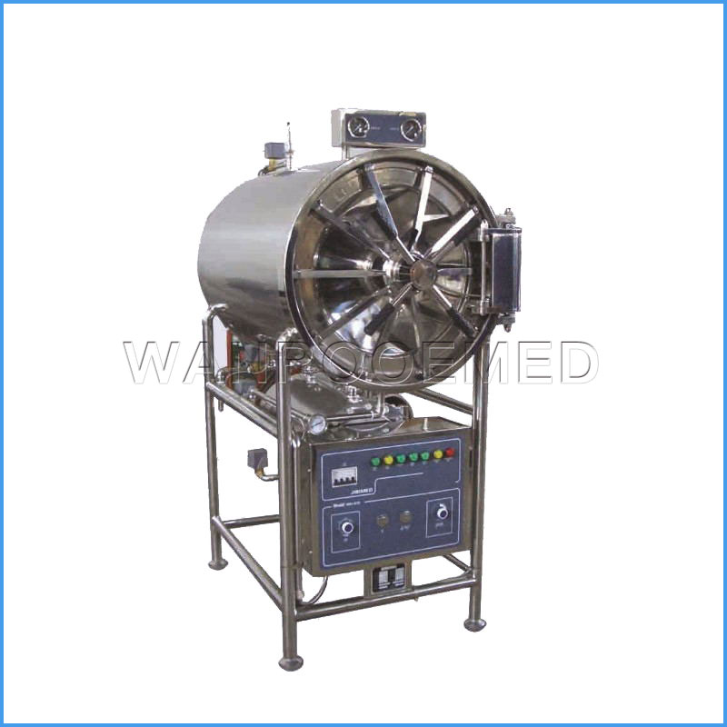 WS-YDC Automatic Control Horizontal Autoclave Steam Sterilizer Machine