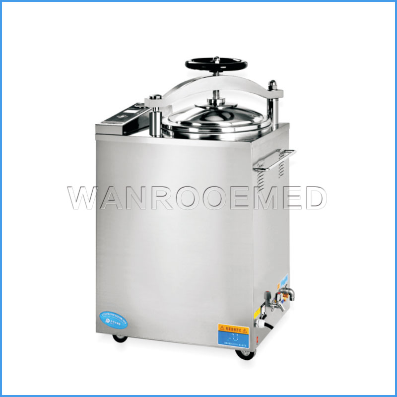 LS-HG Series Medical Vertical Steam Sterilizer Hospital Laboratory Autoclave