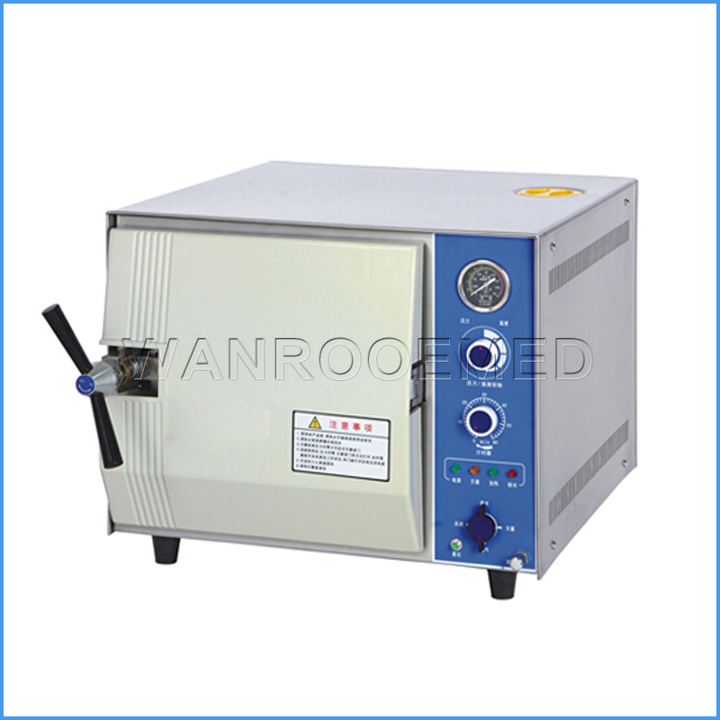 TM-XA20J Table Top Pressure Steam Sterilizer Autoclave