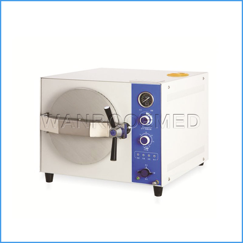 TM-XB20J /24J Portable Tabletop Medical Instruments Steam Sterilizer Autoclave