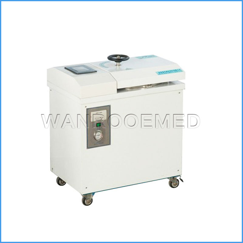 LQ-50/75/100L Instrument Lab Dental Autoclave Steam Sterilizer