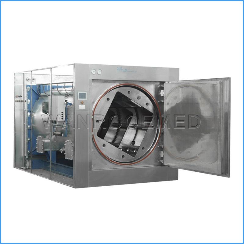 XG Series Medical Hospital Lab Rotary Water Sterilizer Autoclave