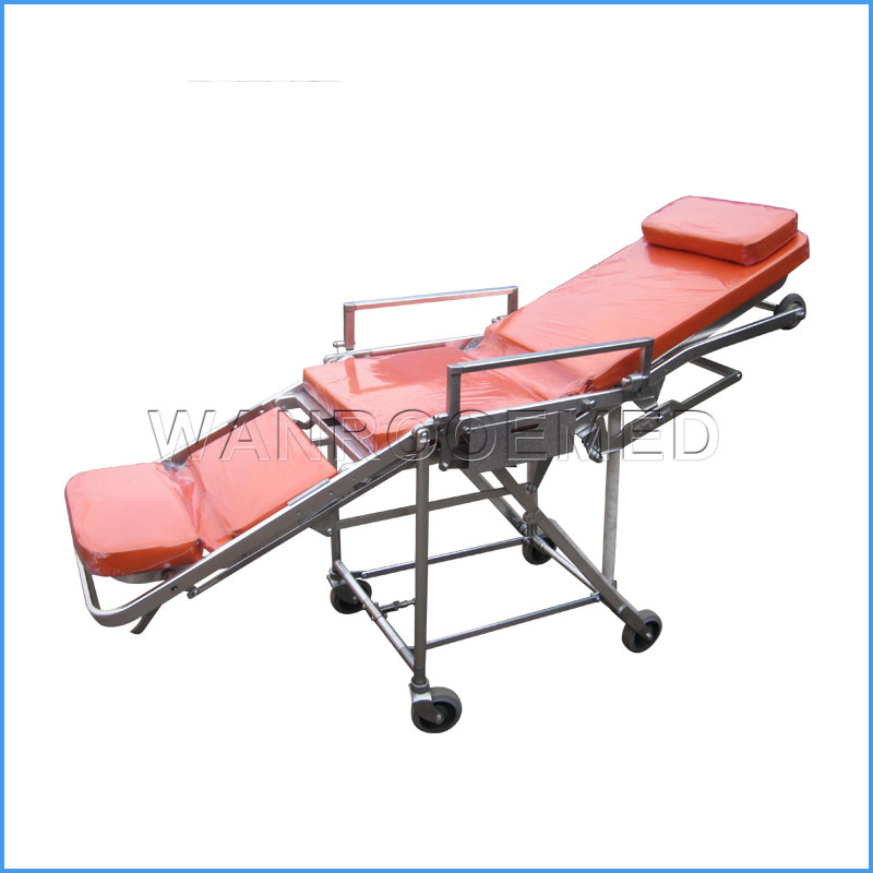 EA-3D1 Hospital Folding Ambulance Stretcher Price
