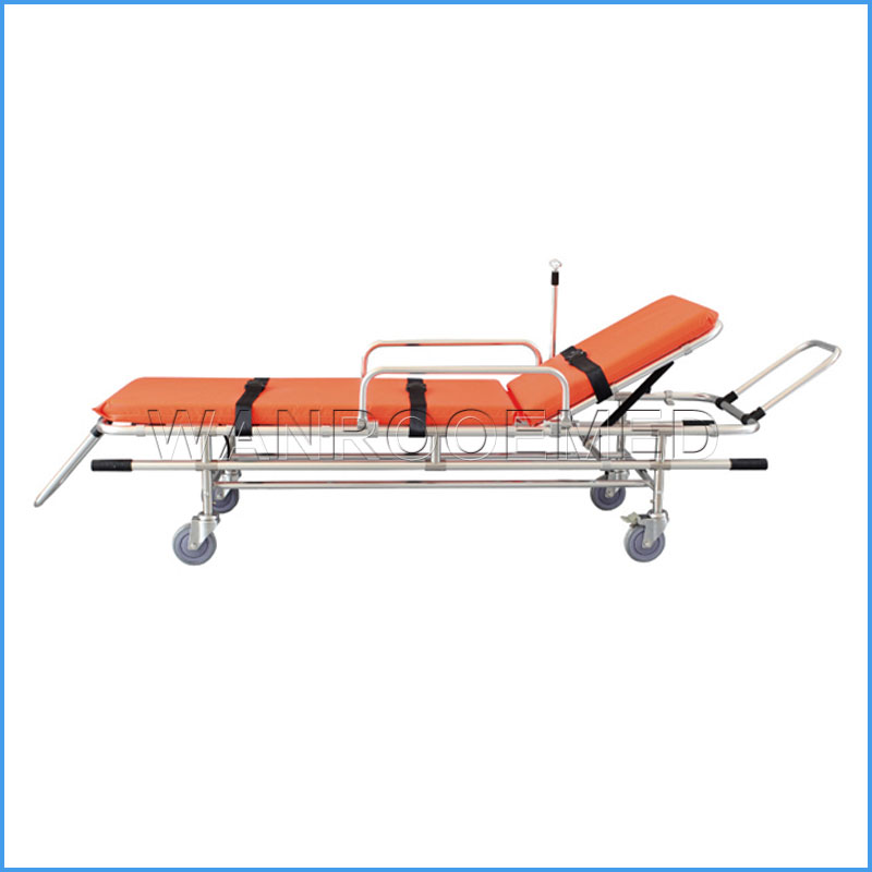 EA-2A Medical Hospital Electric Rescue Ambulance Stretcher