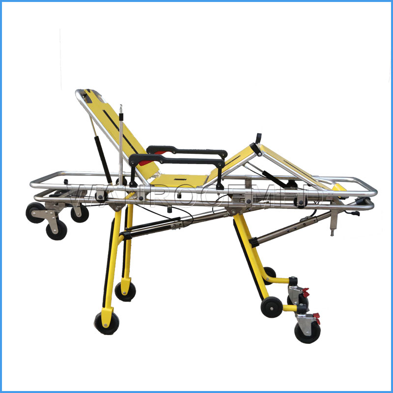 EA-3B1 Hospital Medical Ambulance Stretcher Rescue Transport Stretcher Patient Stretcher