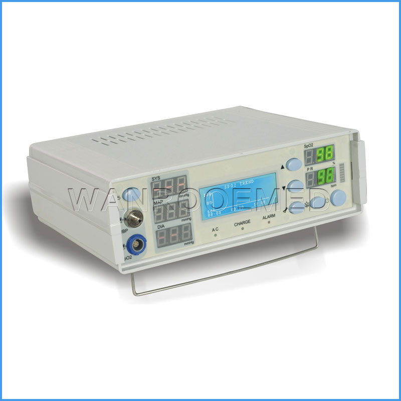 VS900-II Hospital use Multiparameter Patient Monitor Medical Portable Vital Sign Monitor