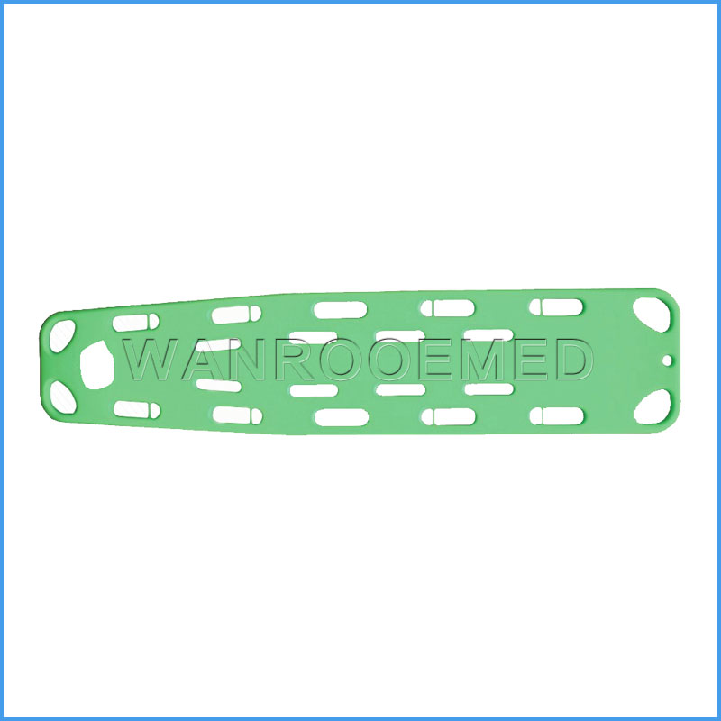 EA-1F3 Emergency Rescue Plastic Immobilization Spine Board Stretcher