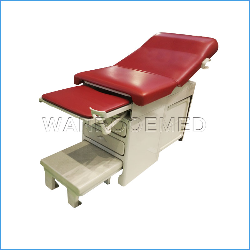 A-S106 Portable Medical Operation Bed Gynecology Examination Chair Examination Table