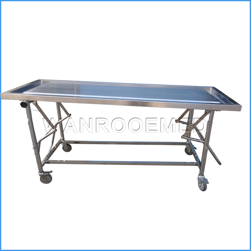 GA205 Stainless Steel Dissecting Table
