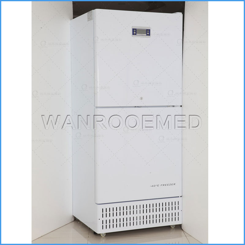 WR- DW-FL Series -40 Degree Medical Ultra Low Temperature Freezer Refrigerator