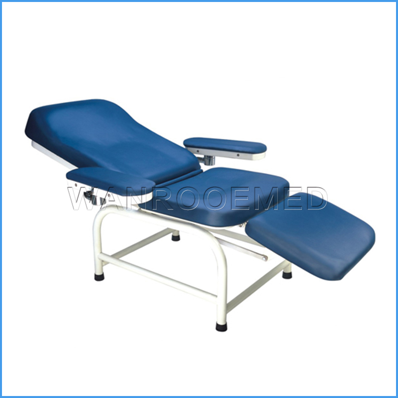 BXS105 Hospital Dialysis Donation Medical Manual Blood Collection Chair