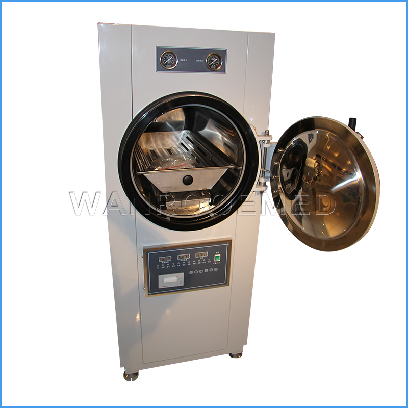 WS-YDD Series Medical Hospital Horizontal Pressure Steam Sterilizer Lab Autoclave