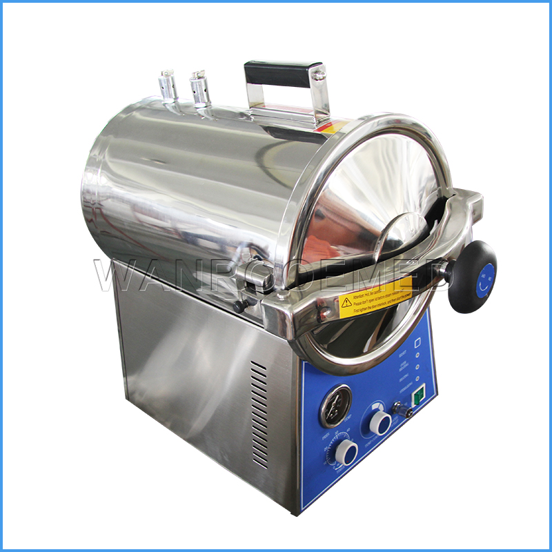 TM-T24J Medical Sterilization Equipments Autoclave Tabletop Steam Sterilizer