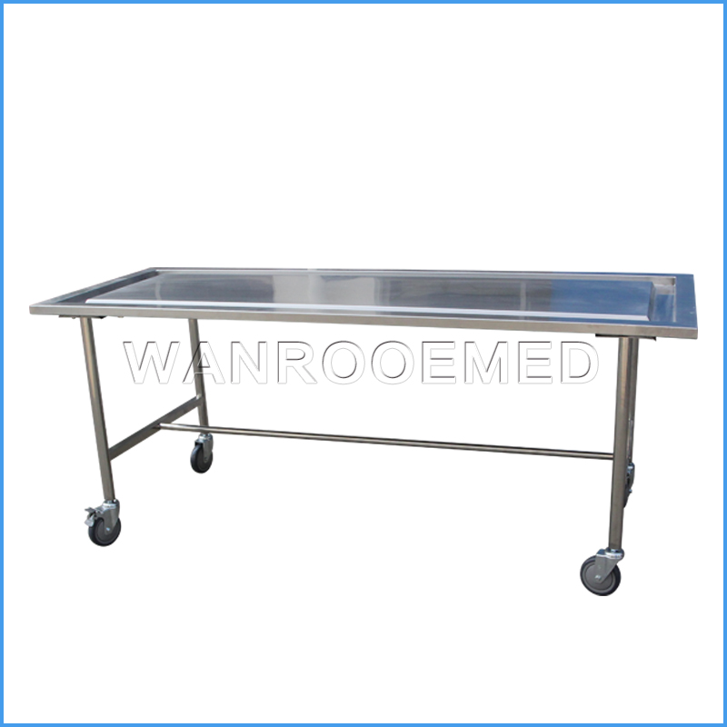 GA201 Medical Laboratory Equipment Hospital Mortuary Autopsy Table