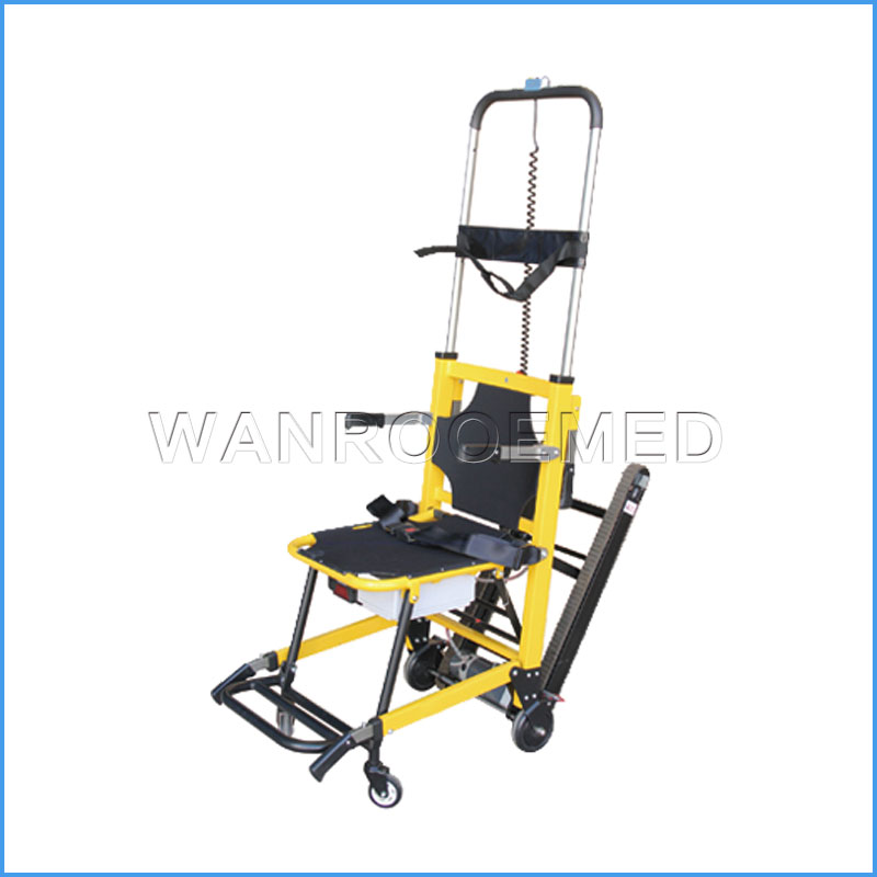 EA-6FP High Quality Aluminum Alloy Electric Stair Evacuation Chair Stretcher
