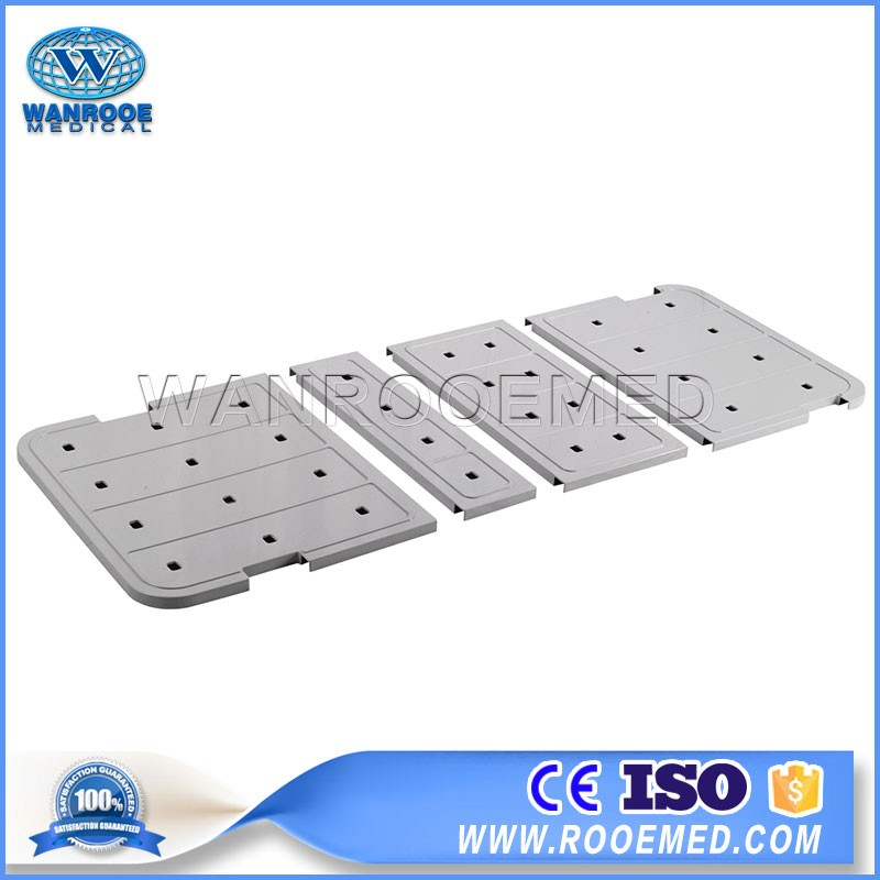 B920BD ABS Hospital Bed Board Headboards Railings Parts For Patients Adjustable Bed