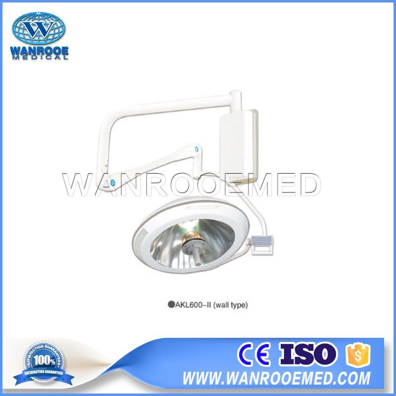 AKL600-II Hospital Portable Ceiling LED Light Operating Room Lamp With Shadowless Lighting