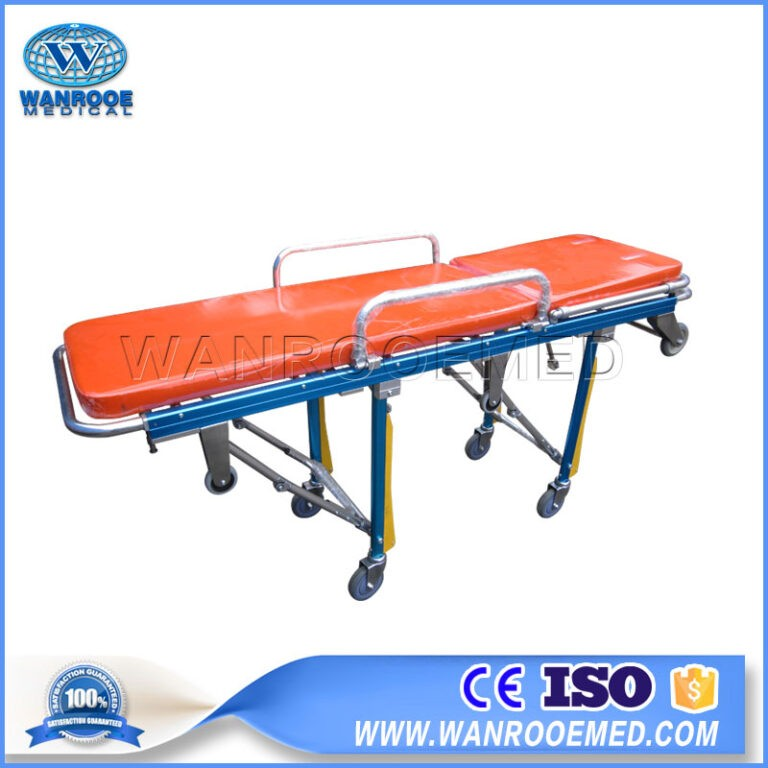 EA-3A3 Hospital Emergency Folding Ambulance Stretcher