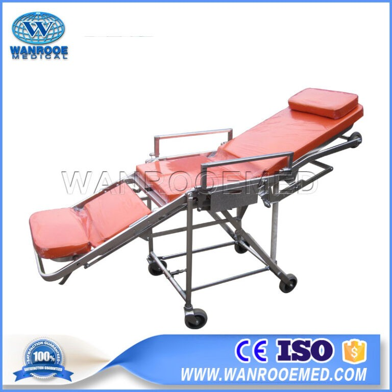 EA-3D1 Hospital Folding Ambulance Stretcher