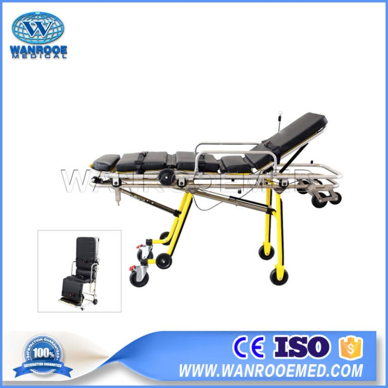 EA-3B2 Hospital Patient Emergency Aluminum Loading Ambulance Stretcher