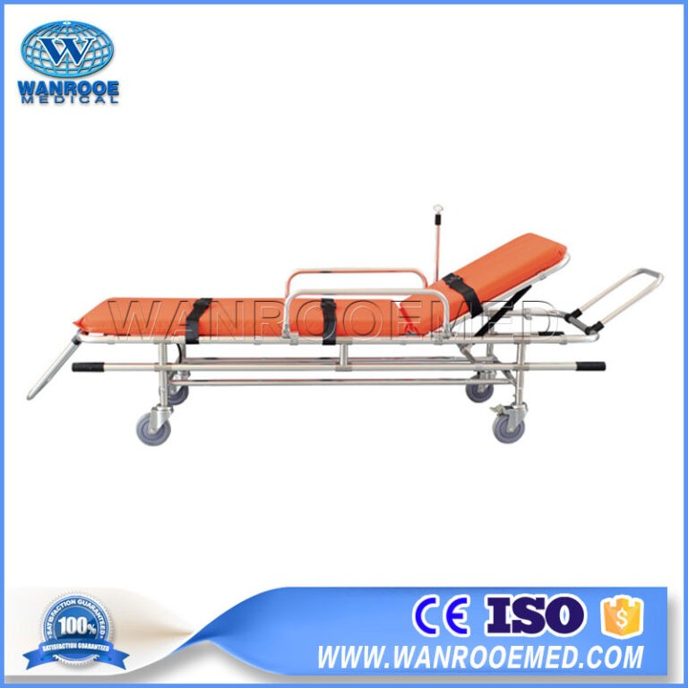 EA-2A/2C Medical Hospital Electric Rescue Ambulance Stretcher