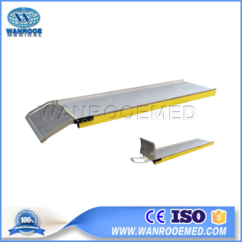 EA-D1 Stainless Steel Stretcher Platform Used For Ambulance Strethcer