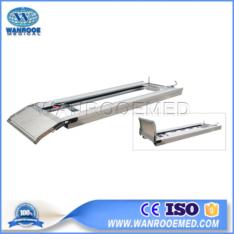 EA-D6/D7 Medical Stainless Steel Stretcher Platform for Ambulance