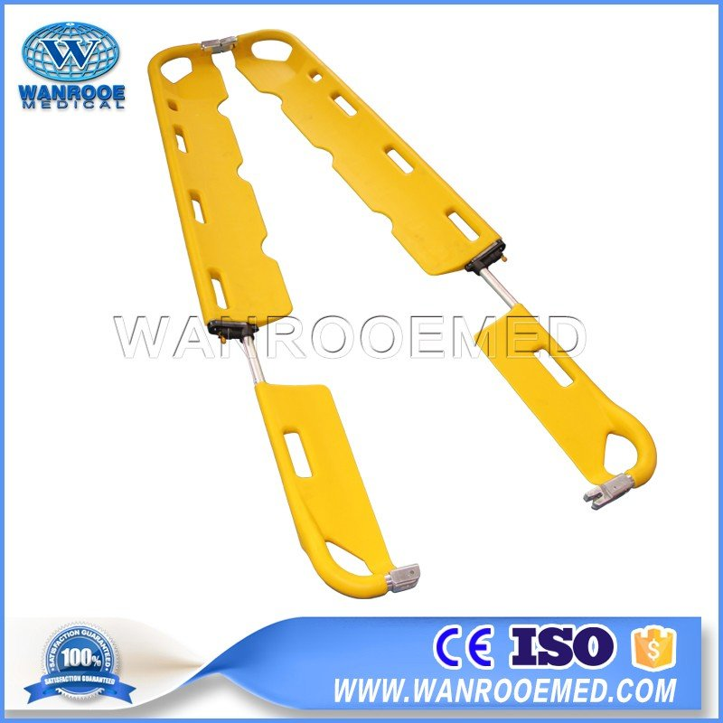 EA-5B High Quality Hospital Emergency Patient Transfer Scoop Stretcher
