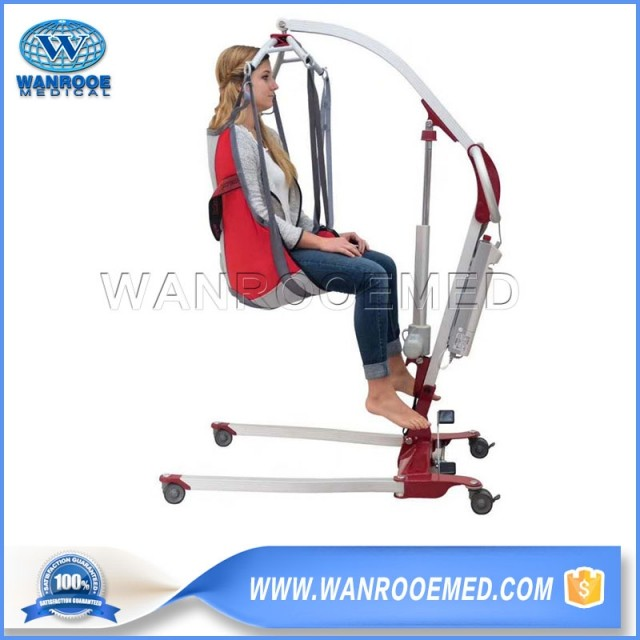 DG201N Medical Mobile Electric Transfer Hoist Patient Care Body Lift