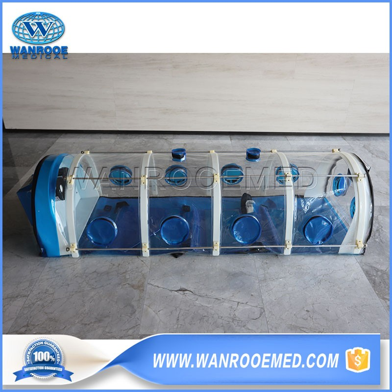 China Medical EA-13A Portable Biological Isolation Stretcher For Novel Coronavirus