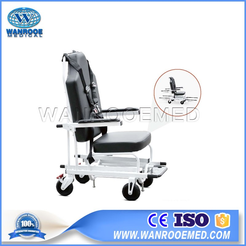 EA-6R Hospital Emergency Center Electric Stair Chair Stretcher